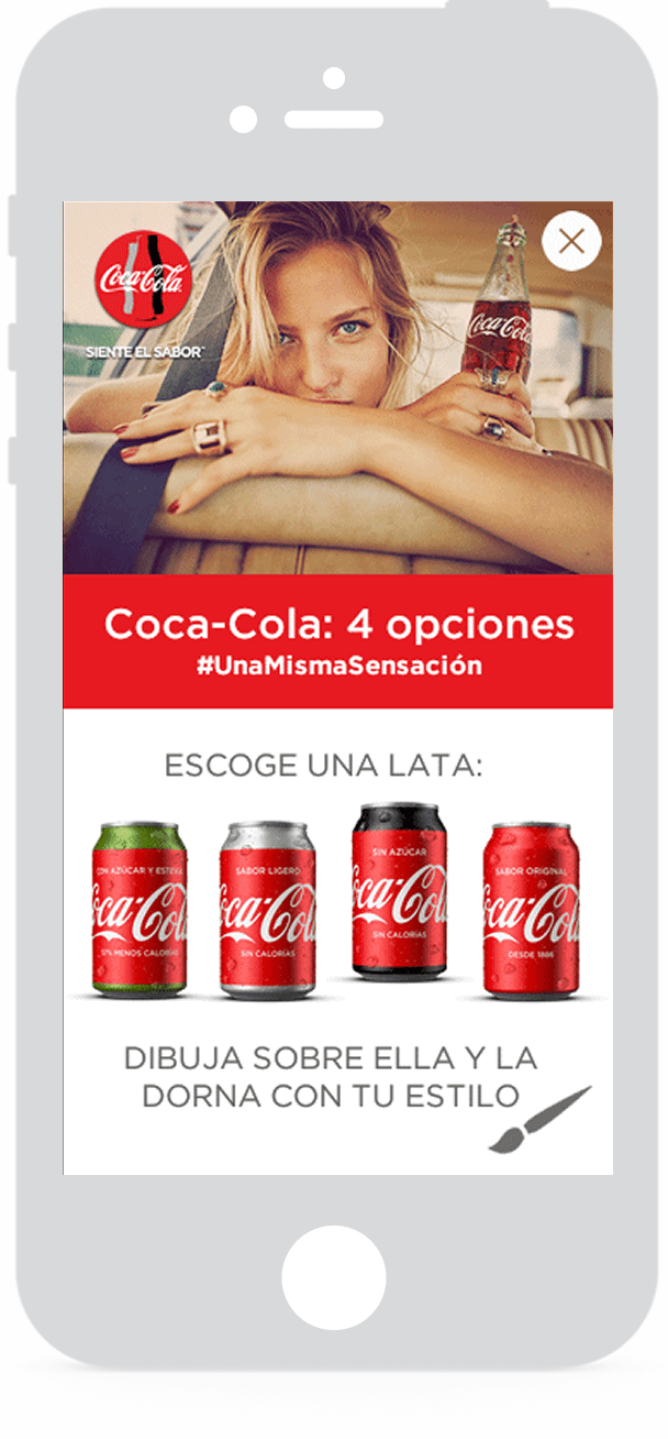 Brand Engagement - Coca Cola
